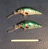 Woblerki pstrągowe 3,5cm