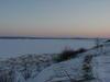 Zachód słońca w Nieliszu