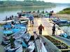 Trwaja przygotowania do wypłynięcia Turawa 4.10.2003 _8.oo