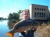 Nowa Huta - ciepły kanał - Karp 9,70 kg.